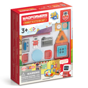 Magformers Minibot Kitchen