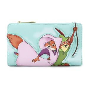 Loungefly Disney Robin Hood Robin Rescues Wallet