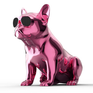 JARRE AeroBull HD1 - Chrome Pink