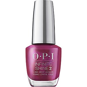 OPI Infinite Shine Merry in Cranberry Nail Varnish 15ml