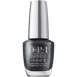 OPI Shine Bright Collection Infinite Shine Long-Wear Nail Polish - Heart and Coal 15ml