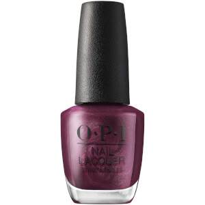 OPI Shine Bright Collection Nail Polish - Dressed to the Wines 15ml