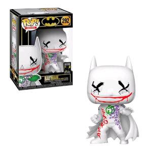 DC Comics Joker's Wild Batman EXC Funko Pop! Vinyl