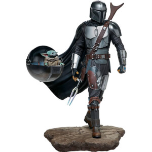 Sideshow Collectibles Star Wars The Mandalorian Premium Format Figure The Mandalorian 51 cm