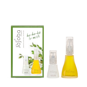 The Jojoba Company Ho-ho-ba and Mist (Worth $29.00)