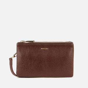 Matt & Nat Women's Triplet Dwell Cross Body Bag - Woodland