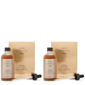 Supersize Hair Growth Serum Original Duo 2 x 90ml (Worth £90.00)