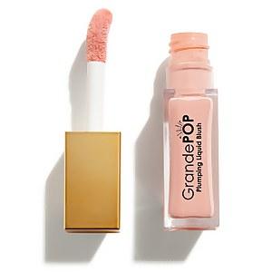 GRANDE Cosmetics GrandePOP Plumping Liquid Blush Pink Macaron
