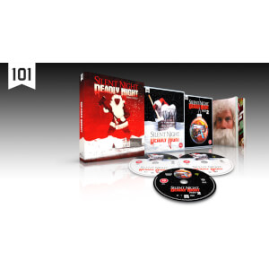 Silent Night Deadly Night 1 & 2 (Blu-ray) (Limited Edition)