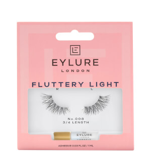 Eylure Fluttery Light 008 Multipack