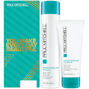 Paul Mitchell Instant Moisture Duo (Worth £29.90)