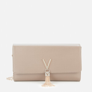 Valentino by Mario Valentino Women's Divina Large Shoulder Bag - Taupe