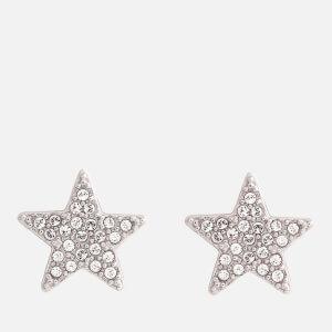 Olivia Burton Women's Celestial Star Stud Earrings - Silver