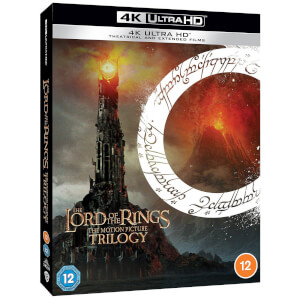 The Lord of the Rings Trilogy - 4K Ultra HD