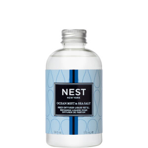 NEST Fragrances Ocean Mist & Sea Salt Reed Diffuser Refill 5.9 fl. oz