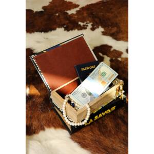 Italian Lakes Small Book Box