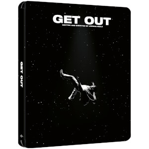 Get Out - Steelbook 4K Ultra HD (Blu-ray 2D Inclus) - Exclusivité Zavvi