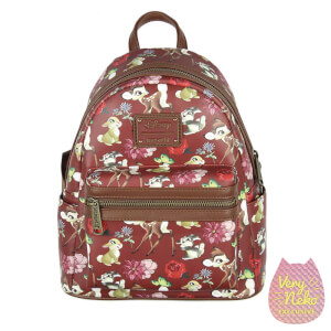 Loungefly Disney Bambi And Friends Mini Backpack - VeryNeko Exclusive