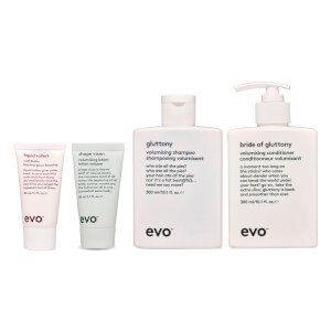 evo Wash, Rinse, Expand Volume Set (Worth $79.00)