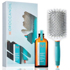 Moroccanoil Light Great Hair Day Set (Worth $99.90)