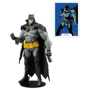 "McFarlane DC Multiverse 7"" Action Figure - White Knight - Batman"