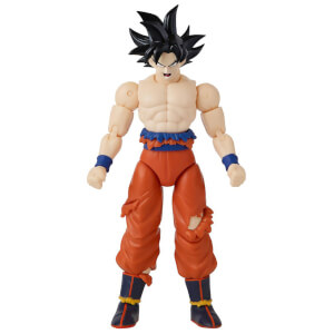Bandai Dragon Stars DBZ Super Saiyan Instinct Goku Action Figure