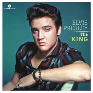 Elvis Presley - The King 5LP Box Set