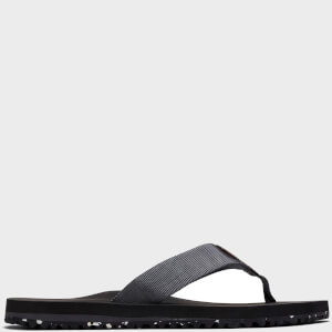 TOMS Men's Lagoon Sliders - Dark Grey