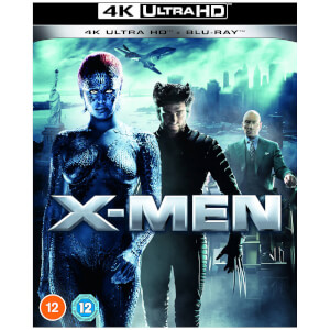 X-Men - 4K Ultra HD (Includes 2D Blu-ray)