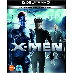 X-Men - 4K Ultra HD (Includes 2D Blu-ray)