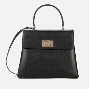 Furla Women's Top Handle Bag - Black