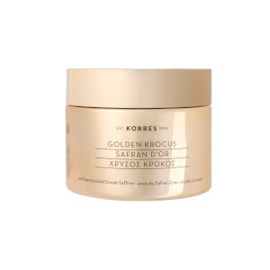 Korres Golden Krocus Hydra-Filler Plumping Cream 50ml