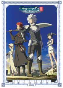 Is It Wrong To Pick Up Girls In A Dungeon S2 Combi Collectors Edition