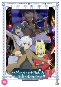 Is It Wrong To Pick Up Girls In A Dungeon S2