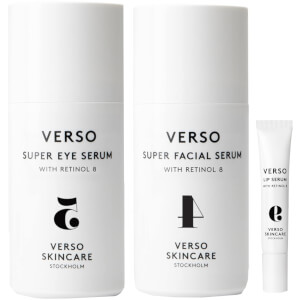 VERSO Exclusive Essential Serums Bundle