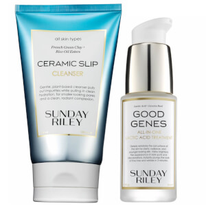 Sunday Riley Exclusive Flash Facial Kit