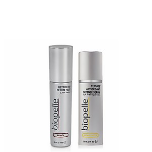 Biopelle Exclusive AM/PM Serum Essentials Bundle