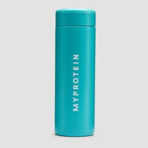 Myprotein Large Metal Water Bottle 750ml - Blue