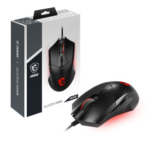 MSI Clutch GM08 Optical Gaming Mouse