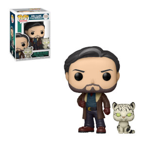 His Dark Materials- Asriel w/Stelmaria Funko Pop! Vinyl