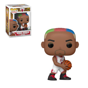 NBA -  Legends- Dennis Rodman (Bulls in Casa) Figura Funko Pop! Vinyl