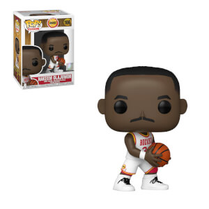 NBA -  Legends- Hakeem Olajuwon (Rockets in Casa) Figura Funko Pop! Vinyl