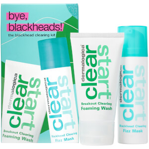 Dermalogica Clear Start Bye, Blackheads! Kit (Worth $48.00)