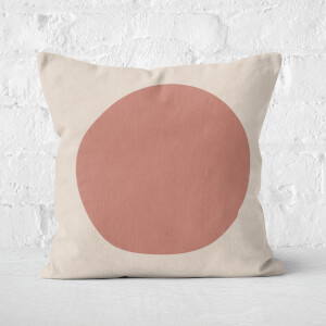 in homeware x Polly Sayer Circle Square Cushion