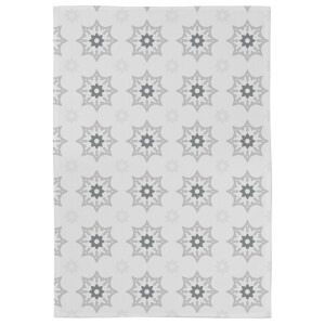 in homeware x Charlotte Greedy Tessellated Star Tea Towel