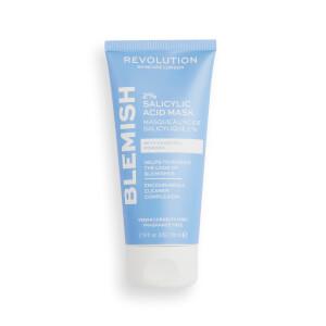 Revolution Skincare Blemish 2% Salicylic Acid Mask 65ml