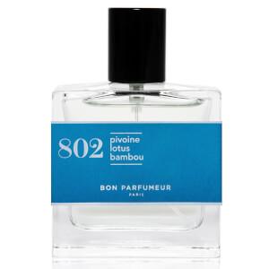 Bon Parfumeur 802 Peony Lotus Bamboo Eau de Parfum (Various Sizes)