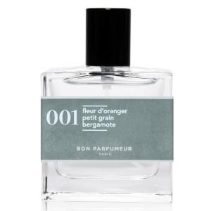 Bon Parfumeur 001 Orange Blossom Petitgrain Bergamot Eau de Parfum (Various Sizes)