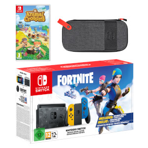 Nintendo Switch Fortnite Special Edition Animal Crossing: New Horizons Pack