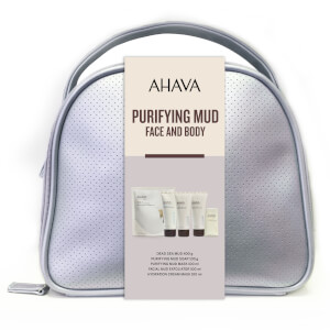 AHAVA Purifying Mud for Face and Body Kit (Worth $180.00)